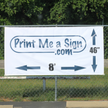 Banners & Signs | Printmeasign